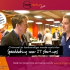 TeamVenture Live: speeddating voor IT start-ups